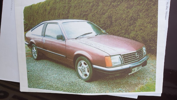 NO RESERVE! 1979 Opel Monza 3.0 E For Sale (picture 90 of 92)
