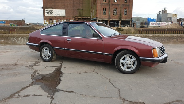 NO RESERVE! 1979 Opel Monza 3.0 E For Sale (picture 9 of 92)