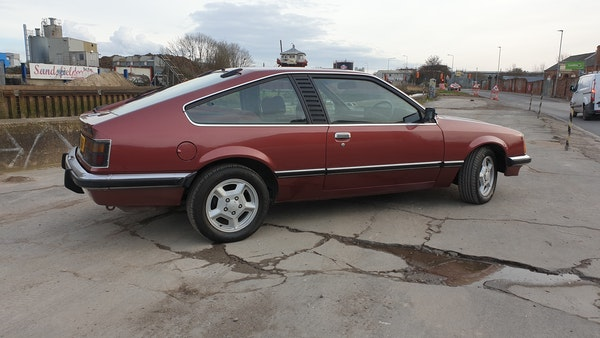 NO RESERVE! 1979 Opel Monza 3.0 E For Sale (picture 8 of 92)