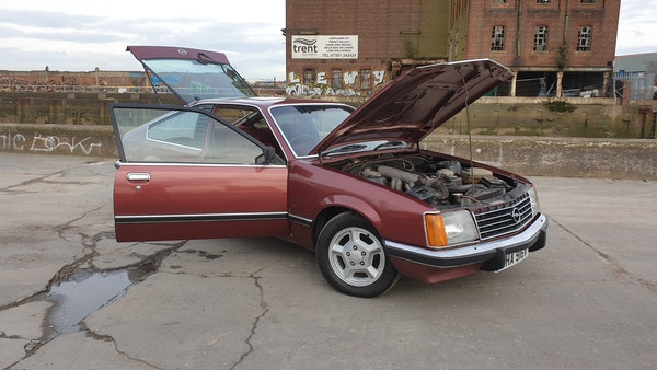 NO RESERVE! 1979 Opel Monza 3.0 E For Sale (picture 18 of 92)