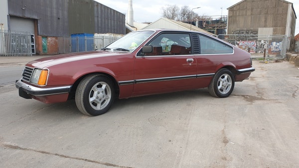 NO RESERVE! 1979 Opel Monza 3.0 E For Sale (picture 14 of 92)