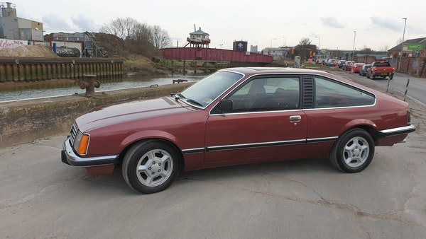 NO RESERVE! 1979 Opel Monza 3.0 E For Sale (picture 25 of 92)
