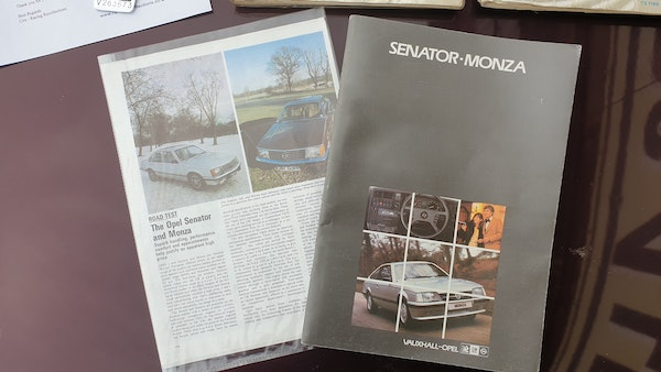 NO RESERVE! 1979 Opel Monza 3.0 E For Sale (picture 85 of 92)