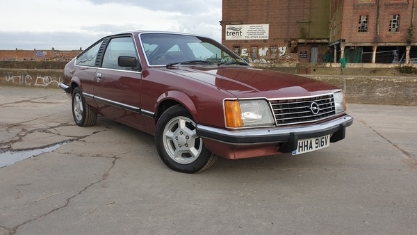 NO RESERVE! 1979 Opel Monza 3.0 E For Sale (picture 1 of 92)