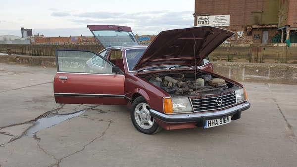 NO RESERVE! 1979 Opel Monza 3.0 E For Sale (picture 19 of 92)