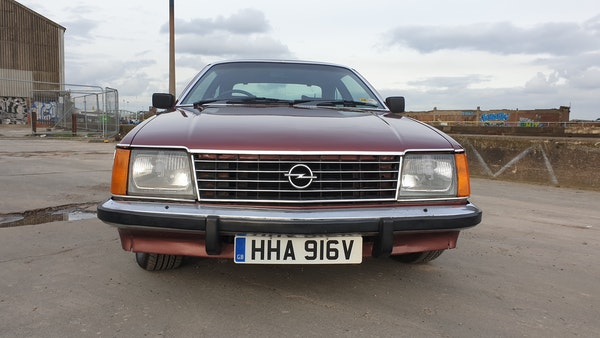 NO RESERVE! 1979 Opel Monza 3.0 E For Sale (picture 11 of 92)