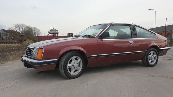 NO RESERVE! 1979 Opel Monza 3.0 E For Sale (picture 24 of 92)