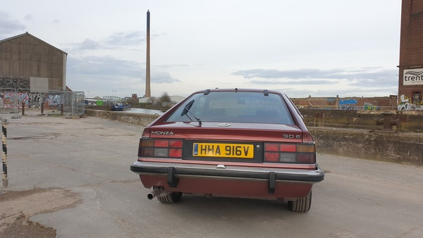 NO RESERVE! 1979 Opel Monza 3.0 E For Sale (picture 20 of 92)