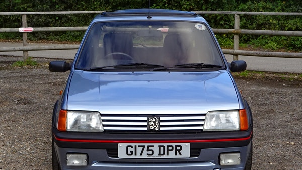 1989 Peugeot 205 GTI 1.9 For Sale (picture 20 of 161)