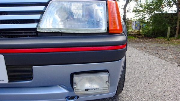 1989 Peugeot 205 GTI 1.9 For Sale (picture 43 of 161)
