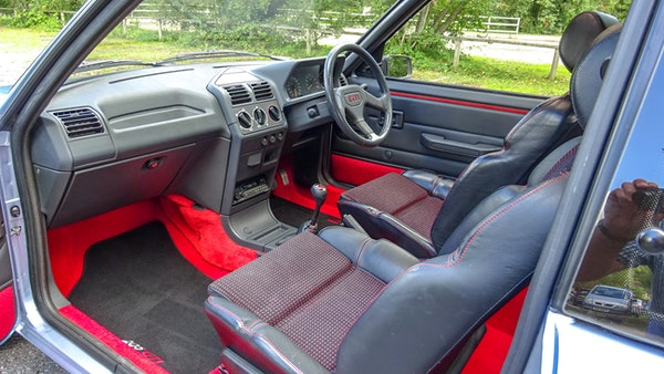 1989 Peugeot 205 GTI 1.9 For Sale (picture 101 of 161)