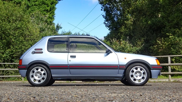 1989 Peugeot 205 GTI 1.9 For Sale (picture 15 of 161)