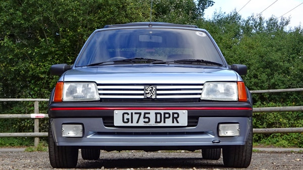 1989 Peugeot 205 GTI 1.9 For Sale (picture 18 of 161)
