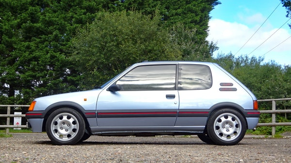 1989 Peugeot 205 GTI 1.9 For Sale (picture 24 of 161)