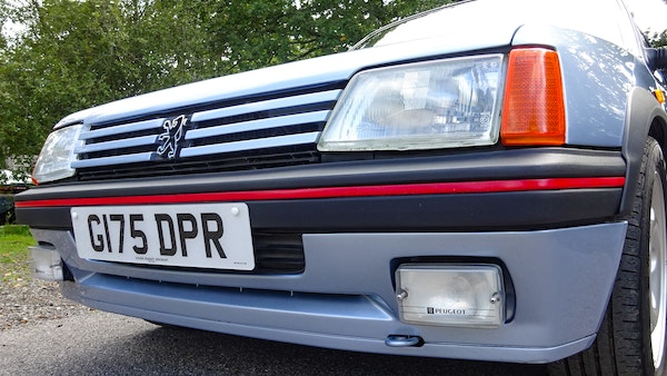 1989 Peugeot 205 GTI 1.9 For Sale (picture 44 of 161)