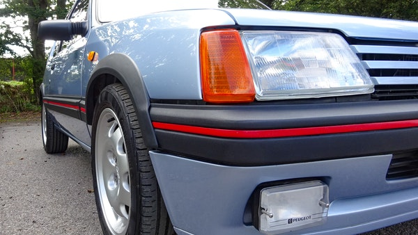 1989 Peugeot 205 GTI 1.9 For Sale (picture 40 of 161)