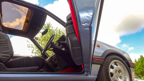 1989 Peugeot 205 GTI 1.9 For Sale (picture 97 of 161)
