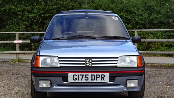 1989 Peugeot 205 GTI 1.9 For Sale (picture 19 of 161)