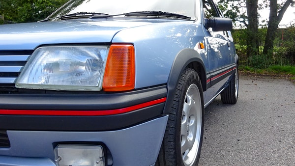 1989 Peugeot 205 GTI 1.9 For Sale (picture 41 of 161)