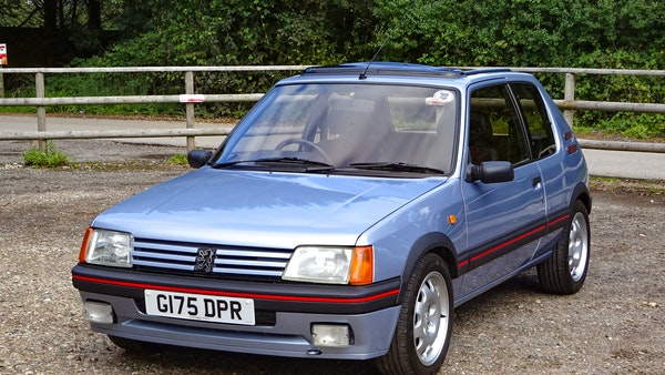 1989 Peugeot 205 GTI 1.9 For Sale (picture 5 of 161)