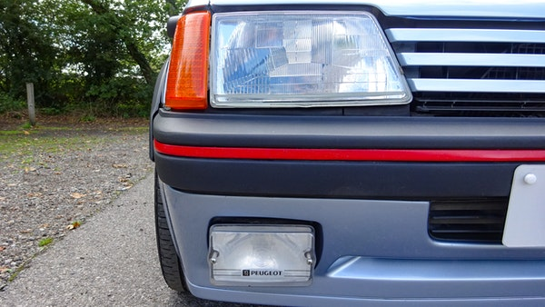 1989 Peugeot 205 GTI 1.9 For Sale (picture 42 of 161)