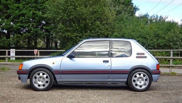 1989 Peugeot 205 GTI 1.9 For Sale (picture 25 of 161)