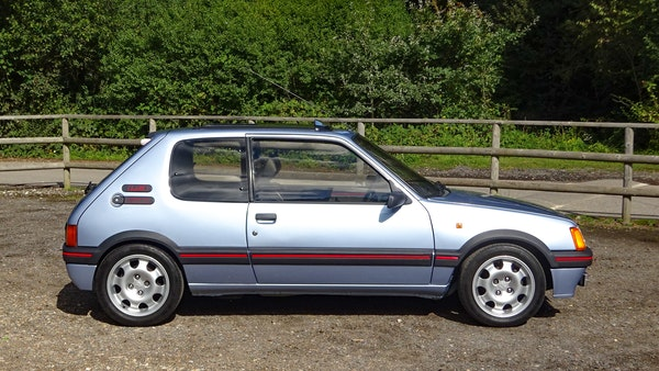 1989 Peugeot 205 GTI 1.9 For Sale (picture 17 of 161)