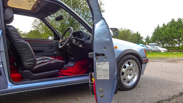 1989 Peugeot 205 GTI 1.9 For Sale (picture 95 of 161)