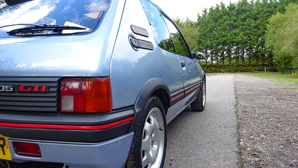 1989 Peugeot 205 GTI 1.9 For Sale (picture 49 of 161)
