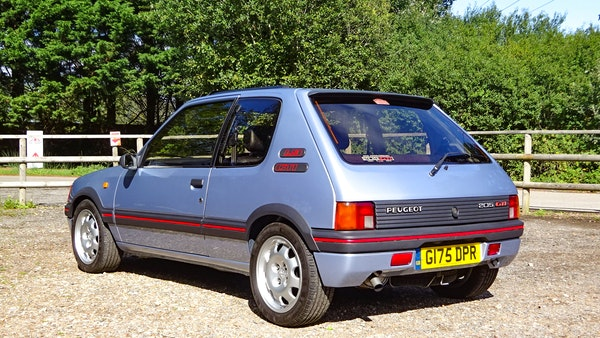 1989 Peugeot 205 GTI 1.9 For Sale (picture 7 of 161)