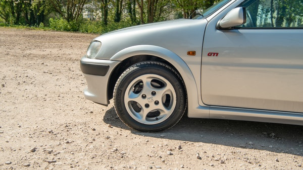 1998 Peugeot 106 GTi For Sale (picture 17 of 77)