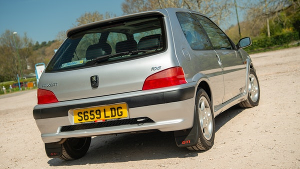 1998 Peugeot 106 GTi For Sale (picture 14 of 77)