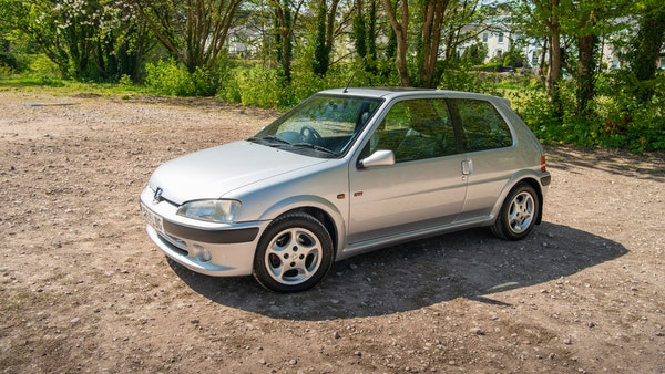 1998 Peugeot 106 GTi For Sale (picture 7 of 77)