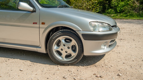 1998 Peugeot 106 GTi For Sale (picture 16 of 77)