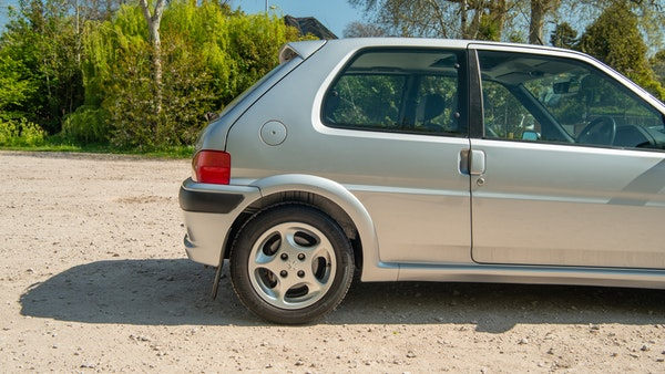 1998 Peugeot 106 GTi For Sale (picture 18 of 77)