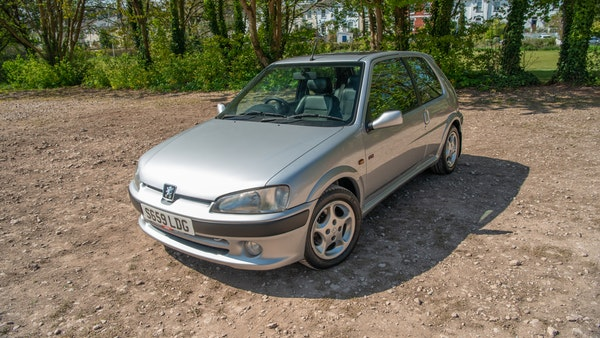 1998 Peugeot 106 GTi For Sale (picture 8 of 77)