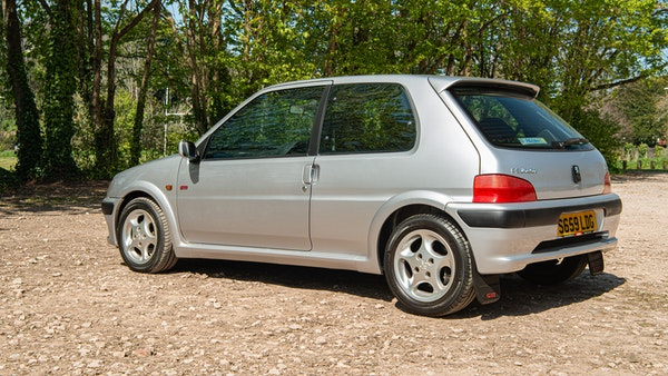 1998 Peugeot 106 GTi For Sale (picture 10 of 77)