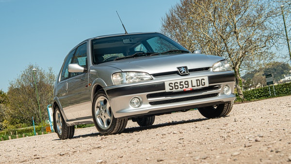 1998 Peugeot 106 GTi For Sale (picture 5 of 77)