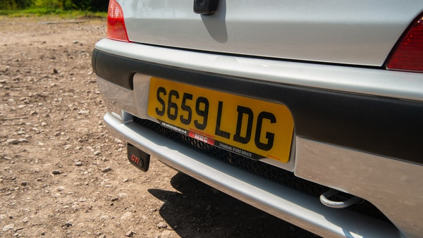 1998 Peugeot 106 GTi For Sale (picture 49 of 77)
