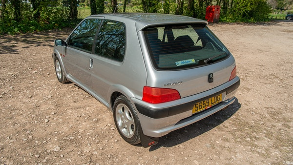 1998 Peugeot 106 GTi For Sale (picture 11 of 77)
