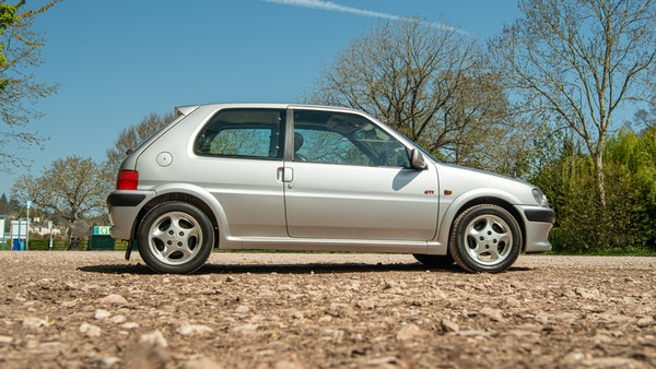 1998 Peugeot 106 GTi For Sale (picture 6 of 77)