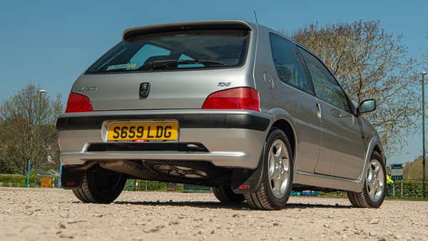 1998 Peugeot 106 GTi For Sale (picture 13 of 77)