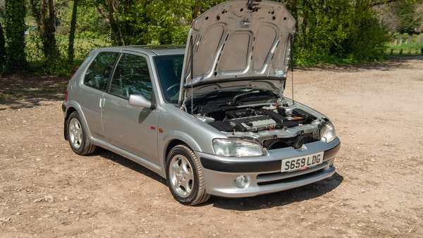 1998 Peugeot 106 GTi For Sale (picture 55 of 77)