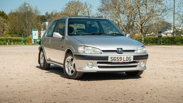 1998 Peugeot 106 GTi For Sale (picture 3 of 77)