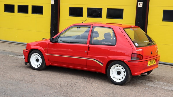 1994 Peugeot 106 Rallye For Sale (picture 11 of 93)