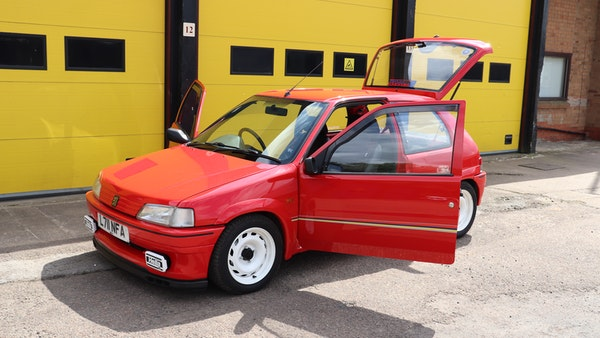 1994 Peugeot 106 Rallye For Sale (picture 19 of 93)