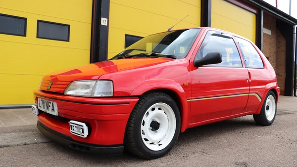 1994 Peugeot 106 Rallye For Sale (picture 6 of 93)