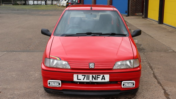 1994 Peugeot 106 Rallye For Sale (picture 4 of 93)