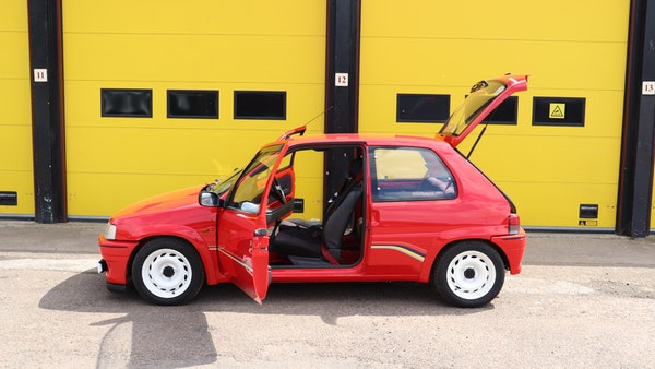 1994 Peugeot 106 Rallye For Sale (picture 21 of 93)