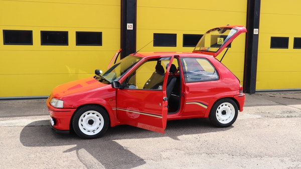 1994 Peugeot 106 Rallye For Sale (picture 20 of 93)